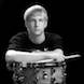 Senior Portraits: Senior boy with drum